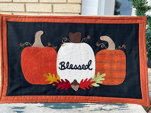 Fall Blessed by Wendy Liddle
