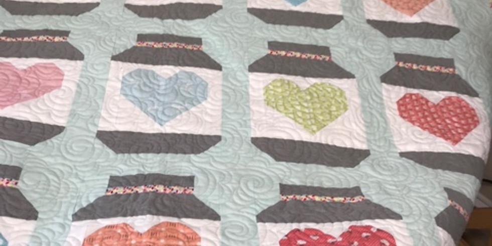 Farmhouse Mason Jars by Shannon White - Saturday Morning 9-12