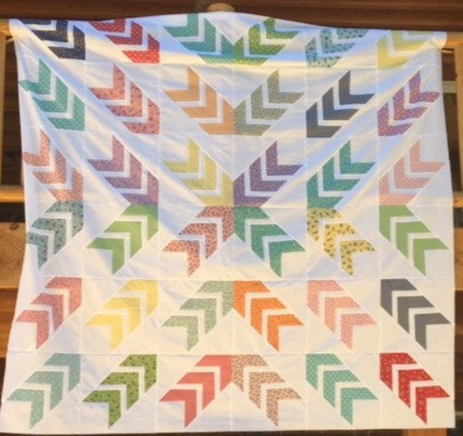 6th Grade Quilt by Betsy Carlisle