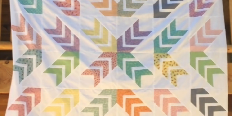 6th Grade Quilt by Betsy Carlisle - Friday Afternoon 1:30 - 4:30