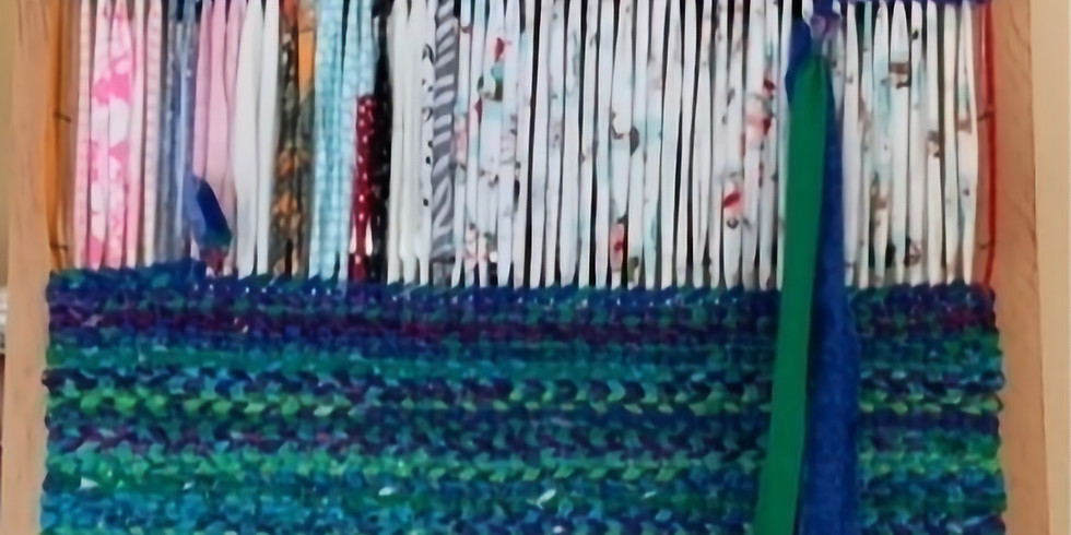 Amy's Rag Rugs by Amy Jackson - Friday Morning 9-12