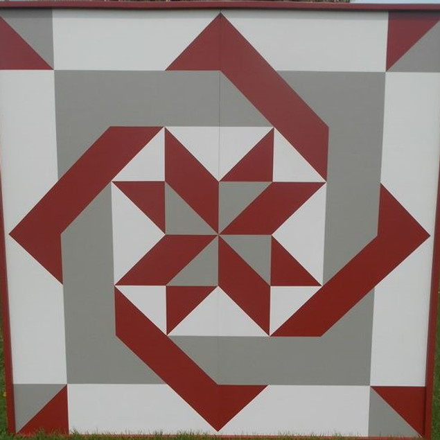 Quilt Block Painting Party 1