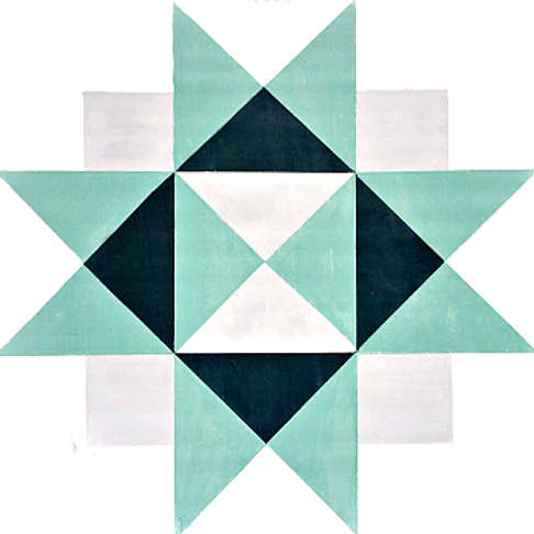 Quilt Block Painting Party 2