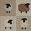 Thumbnail: Counting Sheep by Linda Miller
