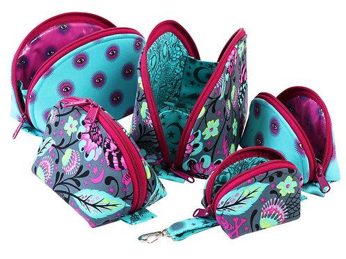 Clam Up Bag by Susan Jensen and Gaylene Didericksen (6-9pm)