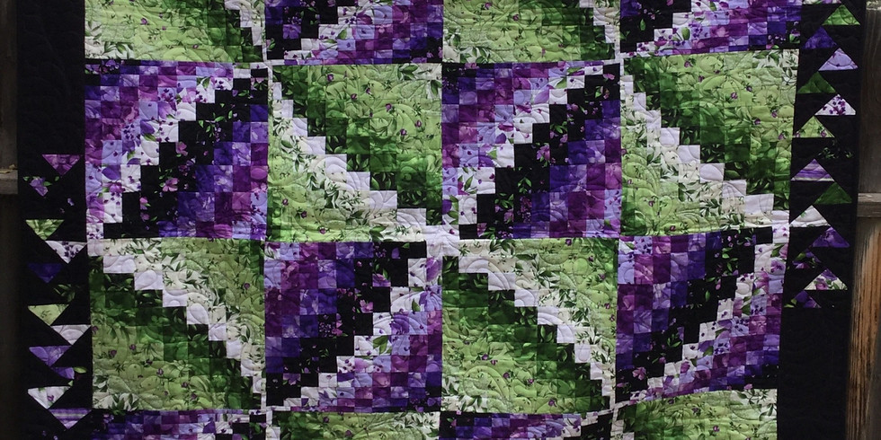 Bargello Pinwheel by Claudia Crump - Friday Afternoon 1:30 - 4:30