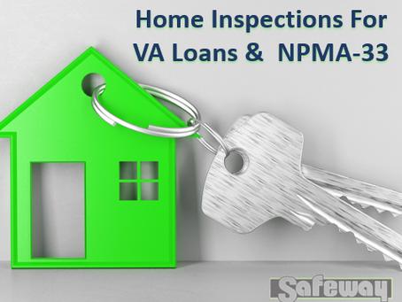 NPMA-33 Inspections