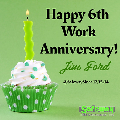 Happy 6th Anniversary Jim Ford