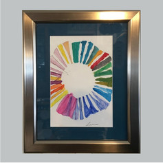 Kaleidoscope of Color by Laraine Darnell