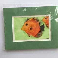 Goldfish by Rena Reck