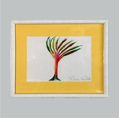 Hawaiian Tree by Roberta Van Dyke