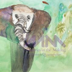Elephants by Natalie Fredman