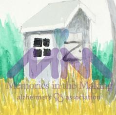 Outhouse by Lynn Knapp