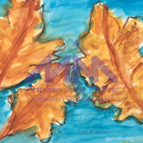Fall Colors by Maxine Walling