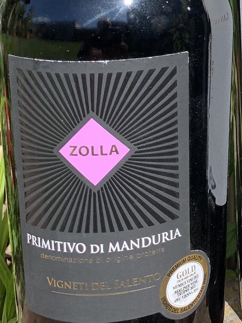 Zolla, primitivo