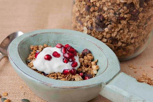 Date & Walnut granola