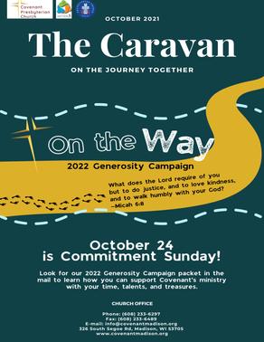 The Caravan: October 2021