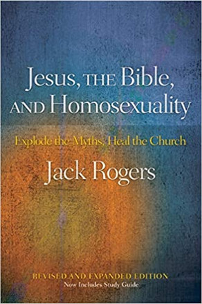 Book Review: Jesus, the Bible, and Homosexuality