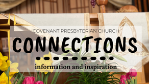 CONNECTIONS: Prayer and Perseverance