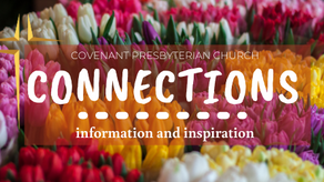 CONNECTIONS: Good News--Three Signs of Resurrection