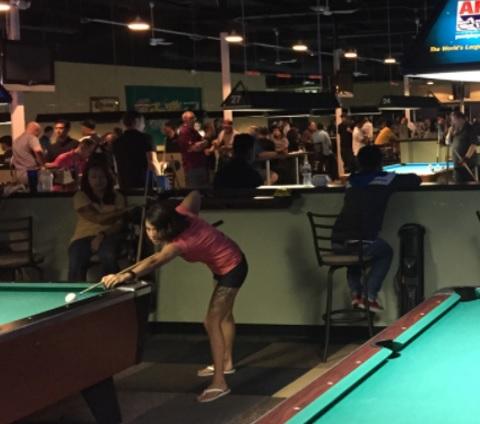 California Billiards - Pool, Bar, Restaurant