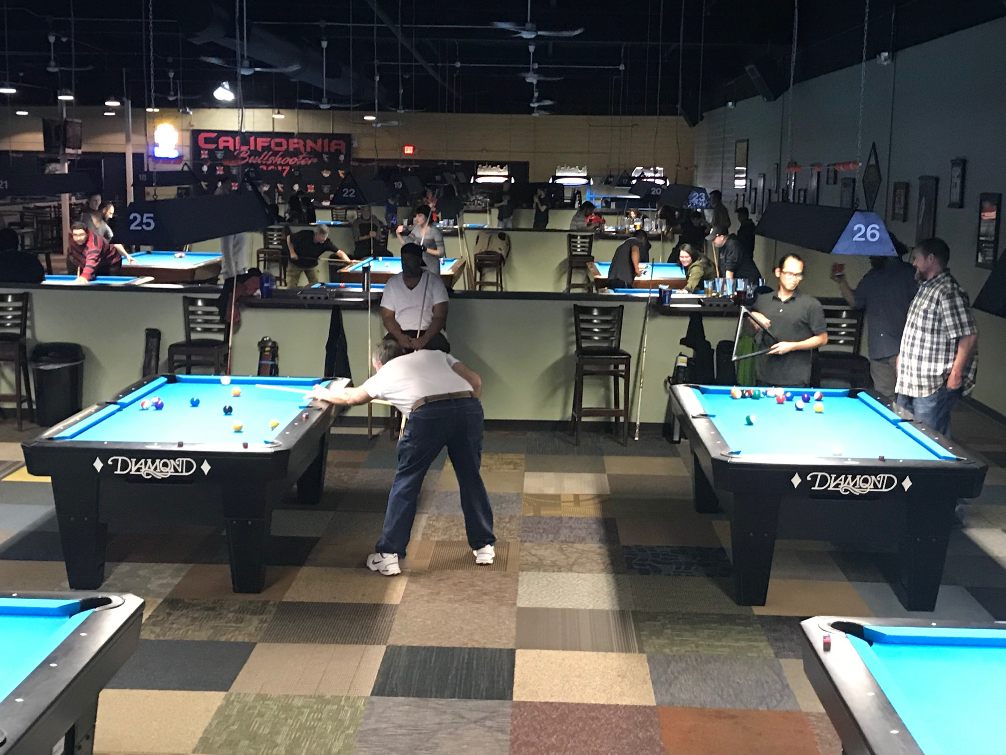 Pool Girls Billiards Drinks Leagues
