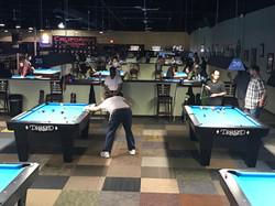 Pool Girls Billiards Drinks Leagues