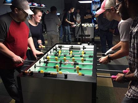 Foosball Fun Pool League