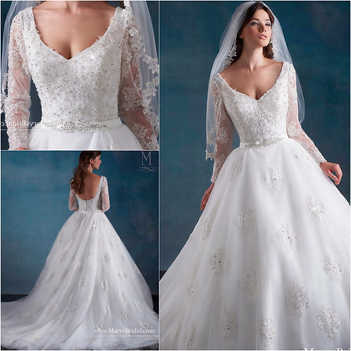 Unspoken Romance by MARY'S BRIDAL Style 6527