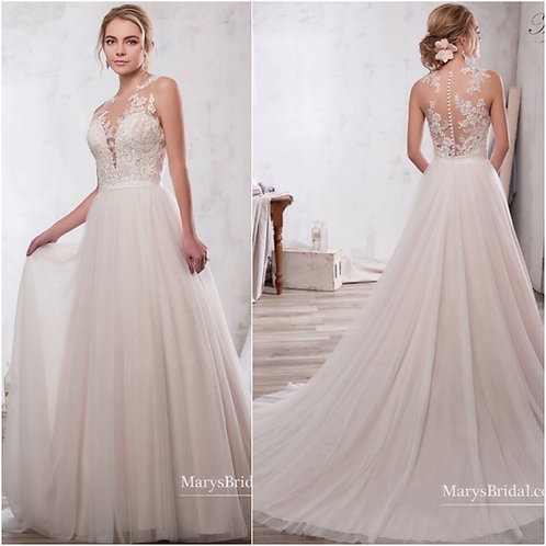 Moda Bella Collection by MARY'S BRIDAL Style 3Y709