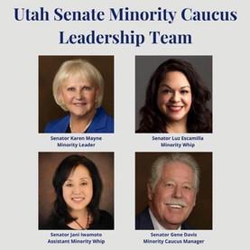 Leadership Team for the 64th Legislature