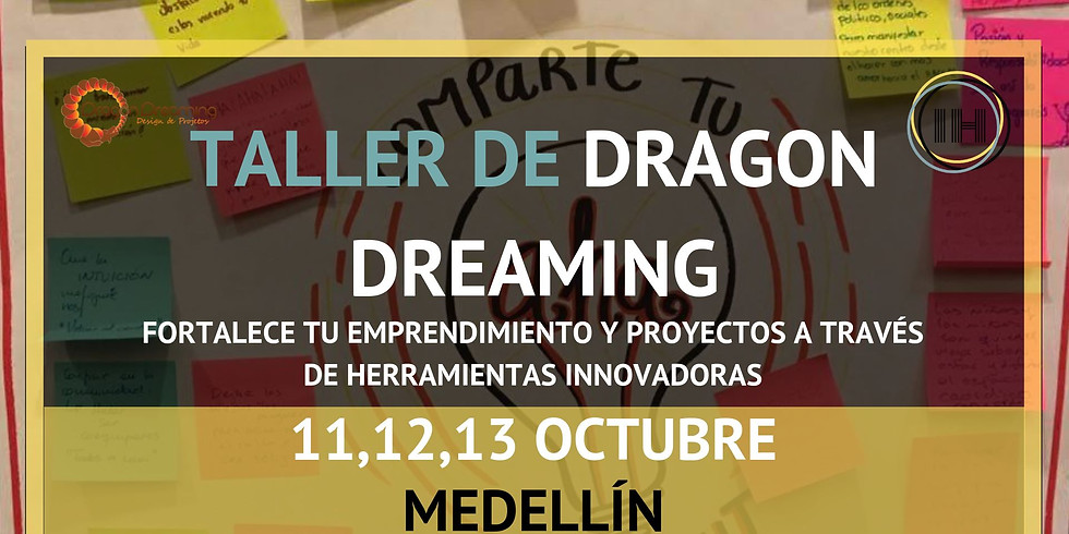 Taller de Dragon Dreaming @ Medellin