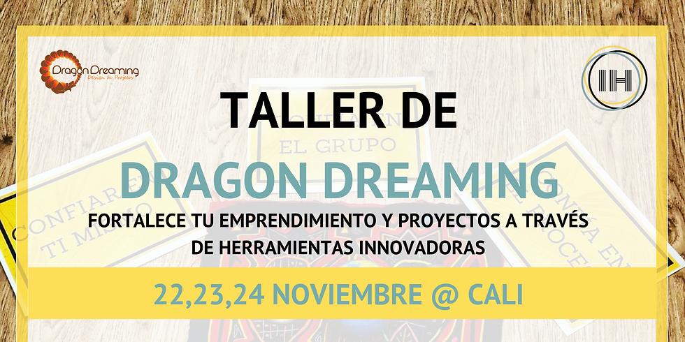 Taller de Dragon Dreaming @ Cali