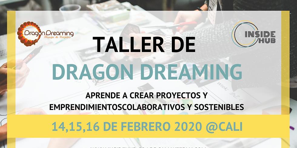 Taller de Dragon Dreaming Feb 2020 @ Cali