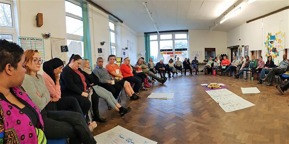 Community organising and participatory facilitation course- London