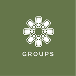 GROUPS from grow_white green background.