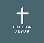 FOLLOW JESUS from connect_white blue bac