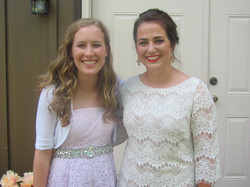 Julia & Molly's Graduation