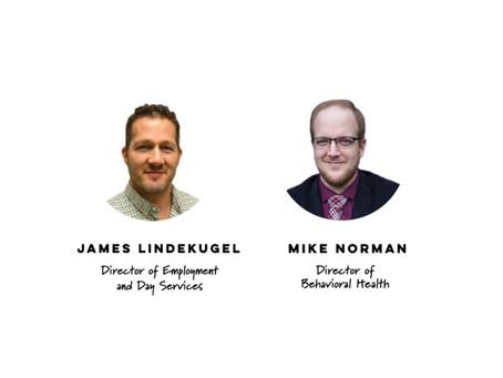 James Lindekugel and Mike Norman join Shangri-La's executive leadership team