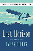 Cover of Lost Horizon novel