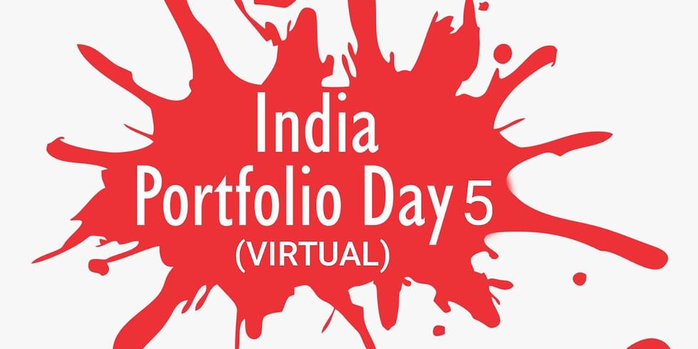 India Portfolio Day 5
