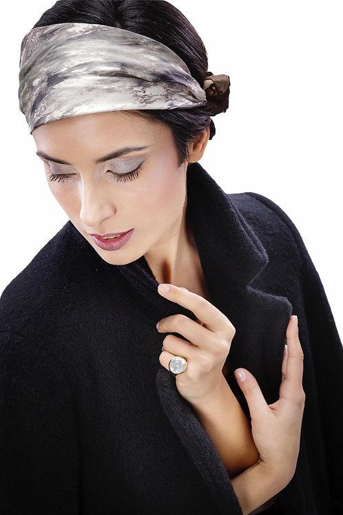 Foulard Silk Twill | Adima-Acqua Focata