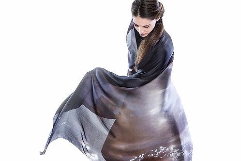 Manto Silk Charmeuse | Adima-Alba Petriolo