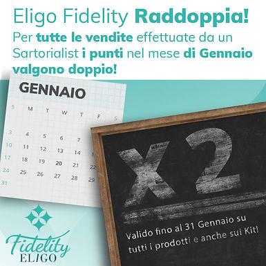 Promo del mese: Eligo Fidelity Raddoppia!