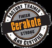 Cerakote Certification icon