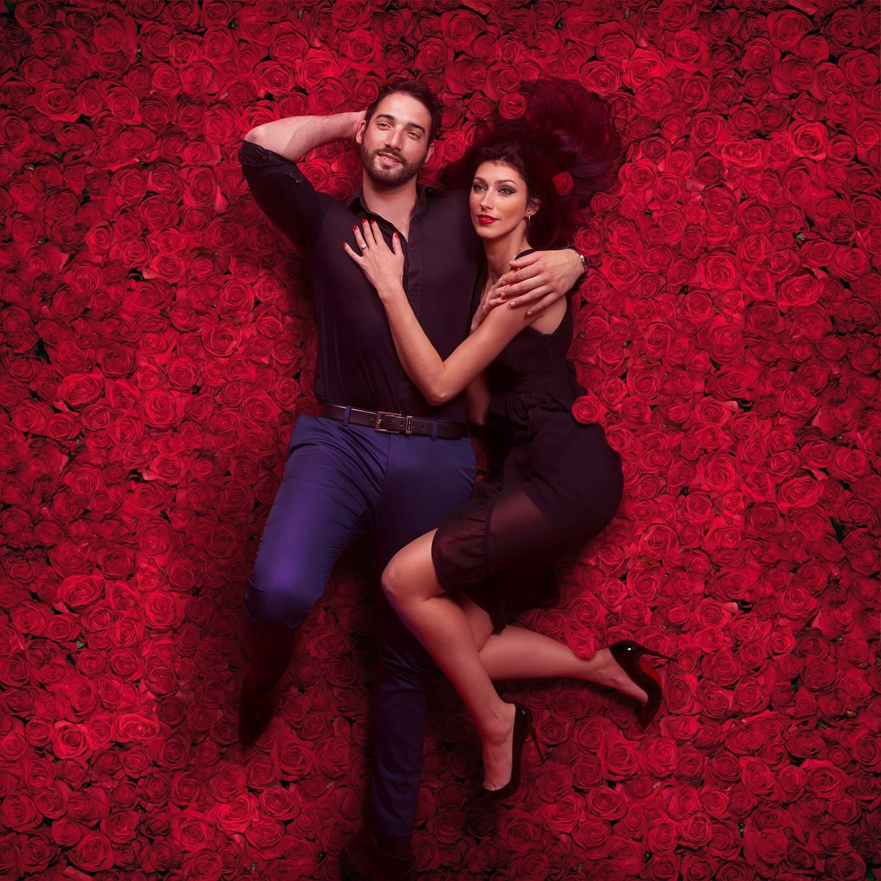 Sophie et Fabien Rose