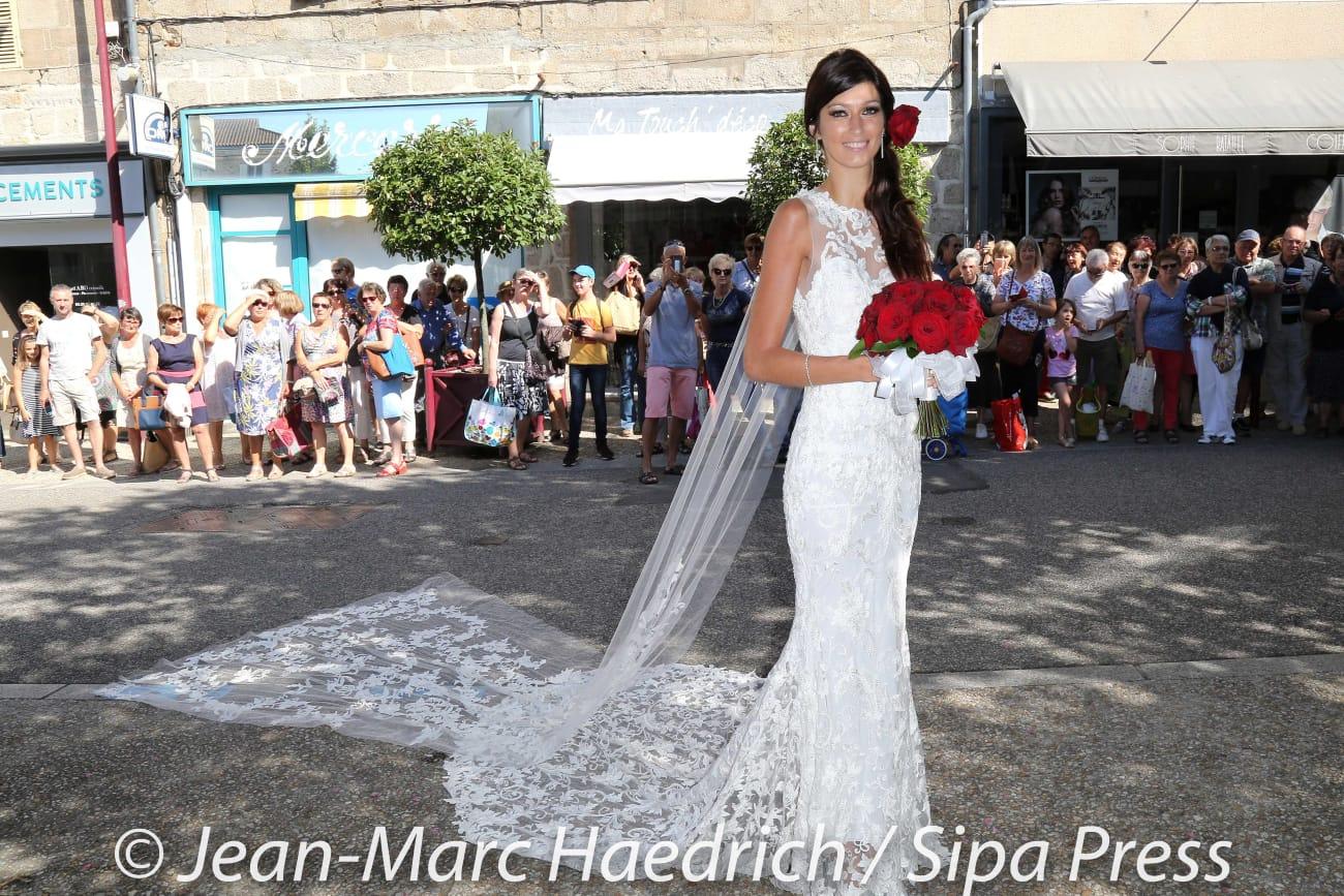 Sophie en mariée