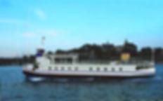 Charterbåt M/S Bjørvika
