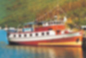 Charterbåt M/S Lindesnes