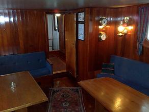 Charterbåt M/S Cacus